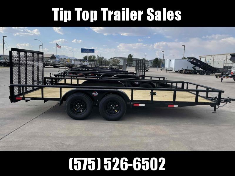 2021 ICON Trailers UTG1483 Utility Trailer