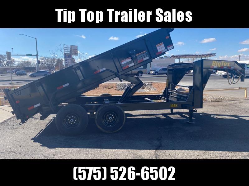 2021 Big Tex Trailers 14GX Dump Trailer