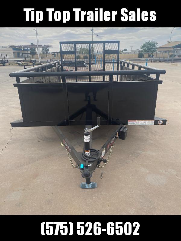 2021 Playcraft LSTA Utility Trailer