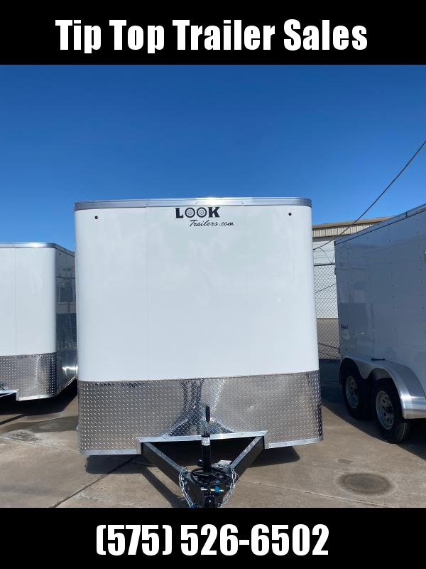 2021 Look Trailers Look ST 7x14 Enclosed Cargo Trailer