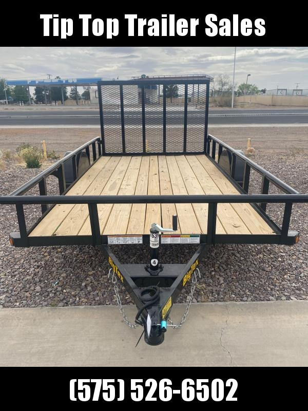 2021 Load Trail CH242 Equipment Trailer