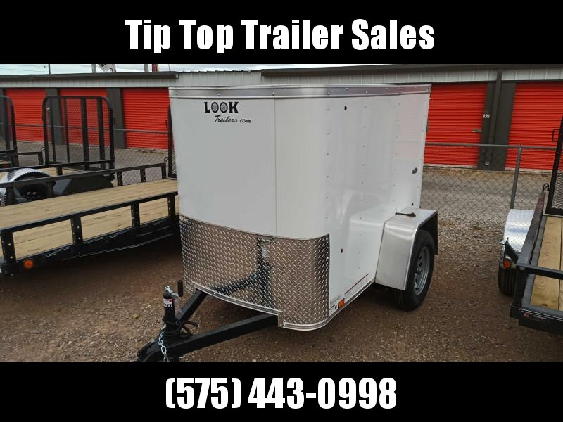 2021 Look Trailers STLC4X68SI2 Enclosed Cargo Trailer