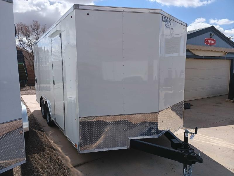 2021 Look Trailers Element Auto Flat  Car / Racing Trailer