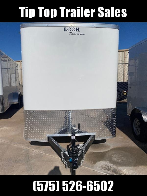 2021 Look Trailers Look 6x12 Enclosed Cargo Trailer