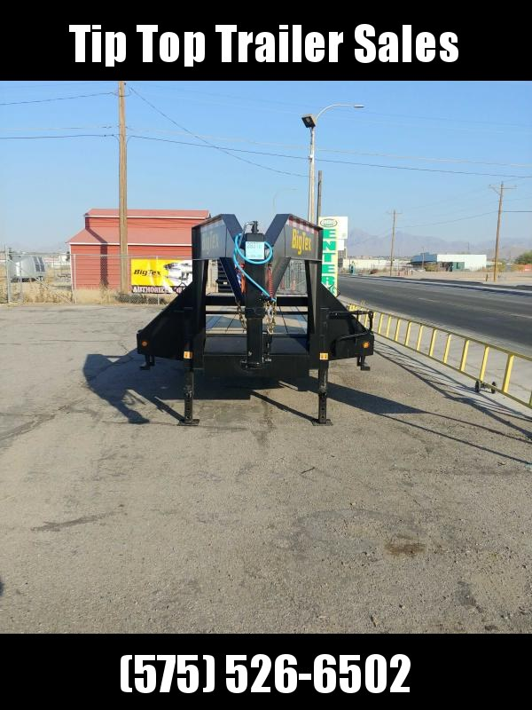 2021 Big Tex Trailers 22GN Flatbed Trailer