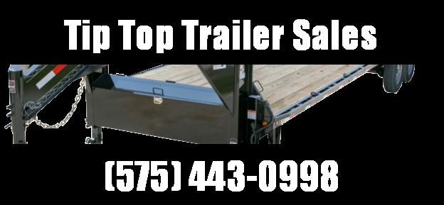 2021 Lamar Trailers Heavy Duty Deck-Over (FS) 14K-21K Flatbed Trailer