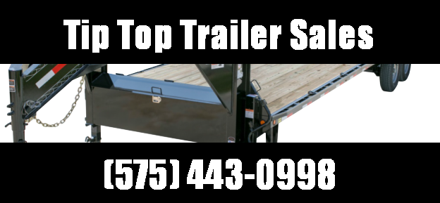 2021 Lamar Trailers Heavy Duty Deck-Over (FS) 14K-21K Flatbed Trailer