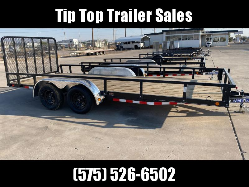 2021  Load Trail UT162 Utility Trailer