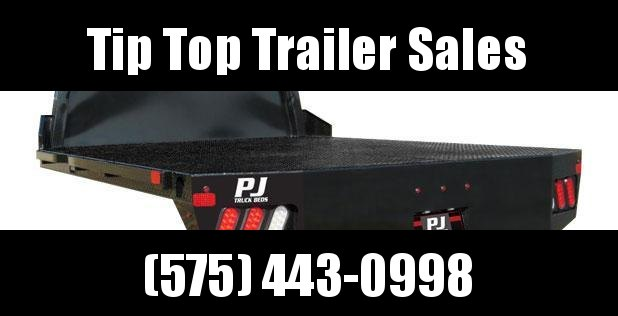 2020 PJ Truck Beds GB 8'6/97/56/38 TC Truck Bed