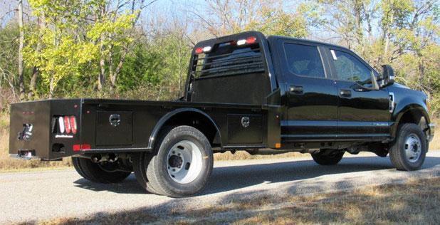 2021 PJ Truck Beds GS 8'6/97/58/42 Truck Bed