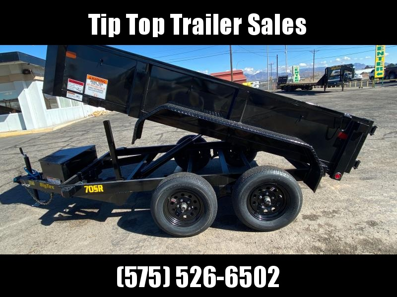 2021 Big Tex Trailers 70SR-10 Dump Trailer