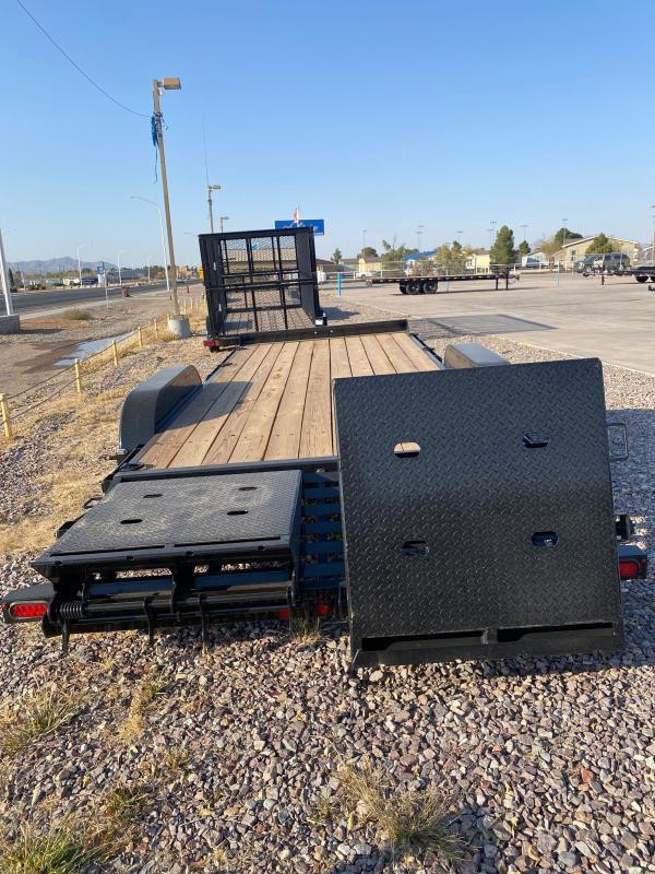 2021 Big Tex Trailers 10ET Equipment Trailer