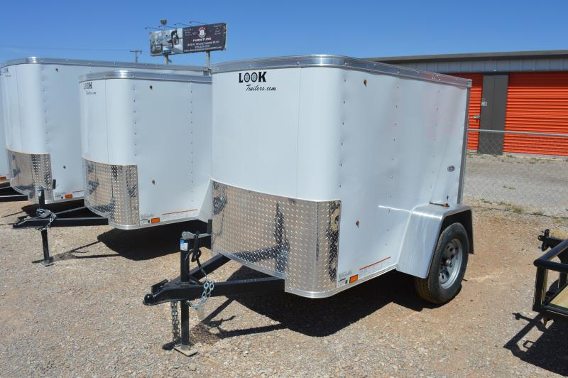2021 Look Trailers STLC4X6SI1 Enclosed Cargo Trailer