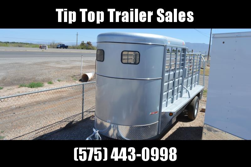 2020 GR Trailers BPST5X16 Livestock Trailer