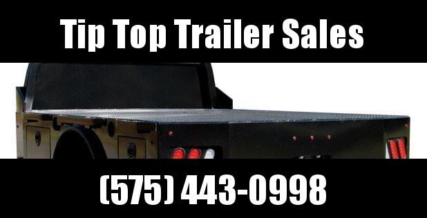 2020 PJ Truck Beds GS 8'6/84/56/38 2RTB Truck Bed