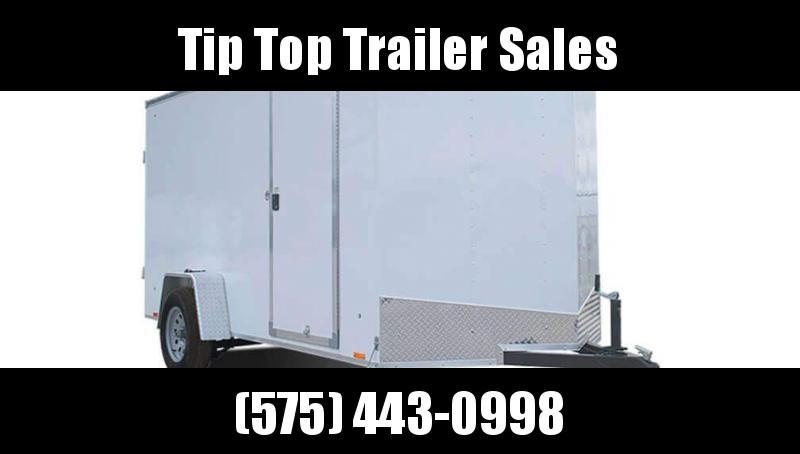 2020 Look Trailers 6'X10' Enclosed Cargo Trailer