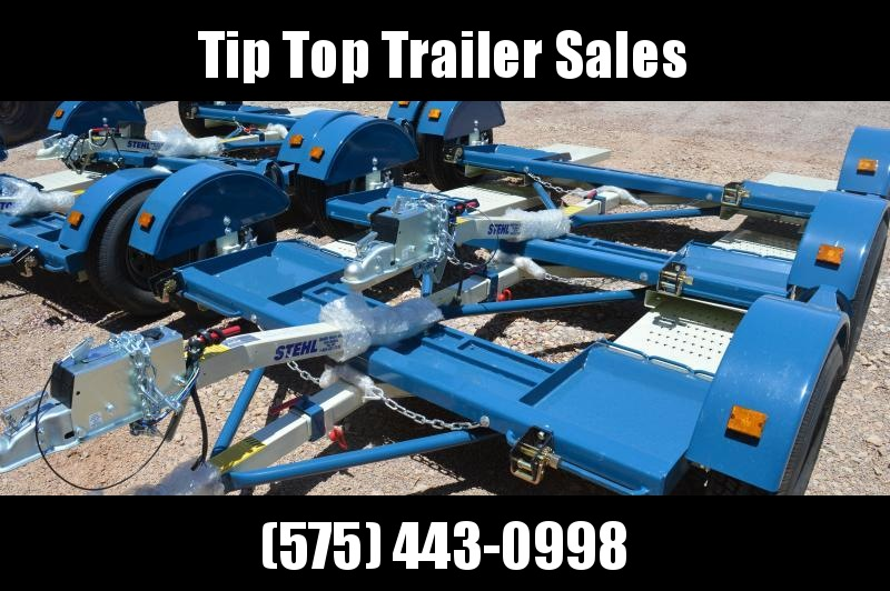 2020 Stehl ST80TD Surge Brake Tow Dolly