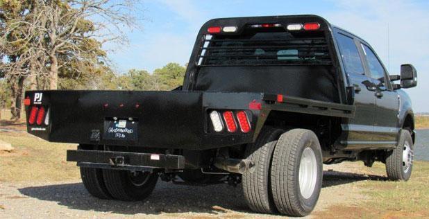 2020 PJ Truck Beds GBM7'/84/38/42 TC Truck Bed
