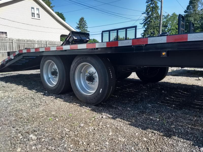 2019 Sure-Trac 17.6K 8.5x20+5 Gooseneck Equipment Trailer