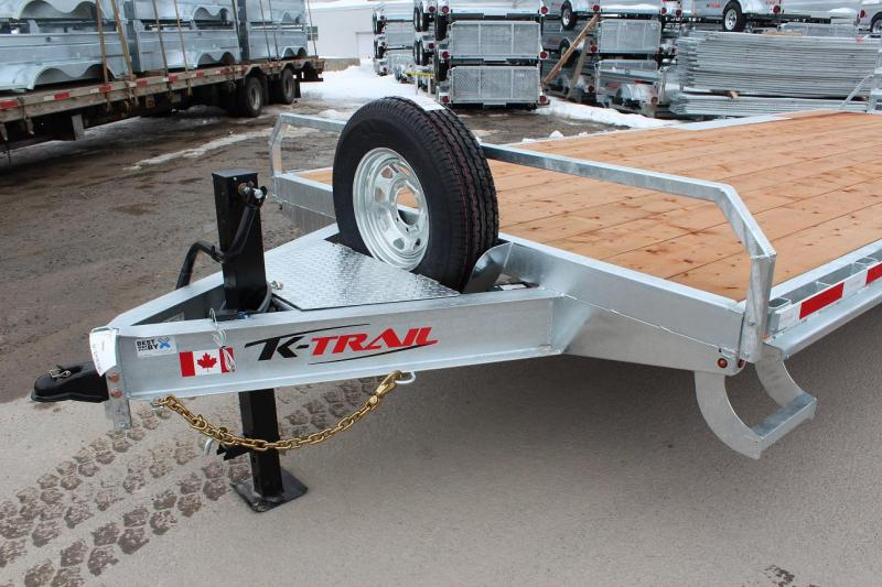 2021 K Trail DKO 20+3 Equipment Trailer
