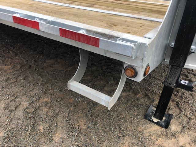 COMING SOON K Trail 25+5 Gooseneck 24K Deck over trailer