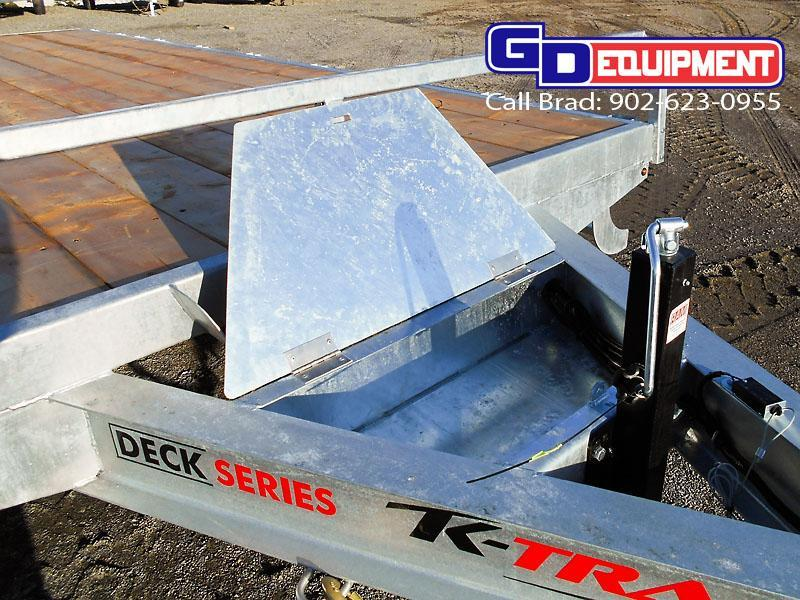 2021 K Trail DKO 18-10 Equipment Trailer