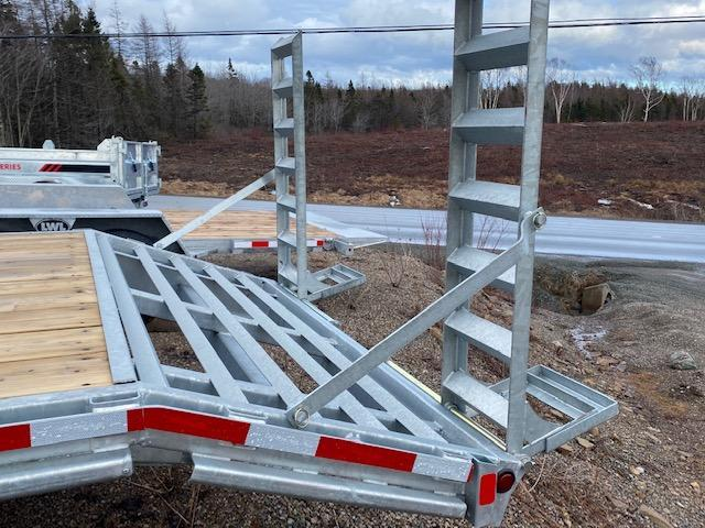 2021 K Trail DKO20+3-14 Flatbed Trailer