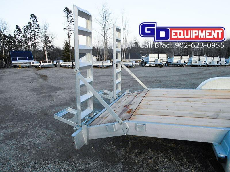 2021 K Trail CH 80 x 18 - 14k Galvanized Equipment
