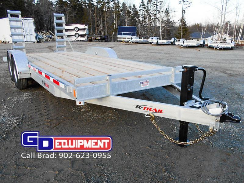 2021 K Trail CH 80 x 18 - 14k Galvanized Equipment