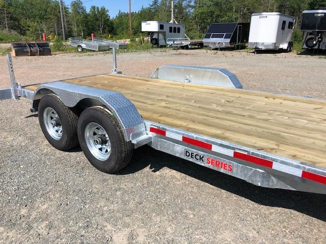 16' Landscape 2020 K Trail  Equipment Trailer