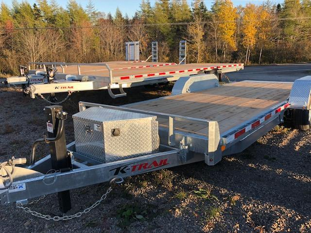 2020 K-Trail 20' Power Tilt - 14000 LB Galvanized