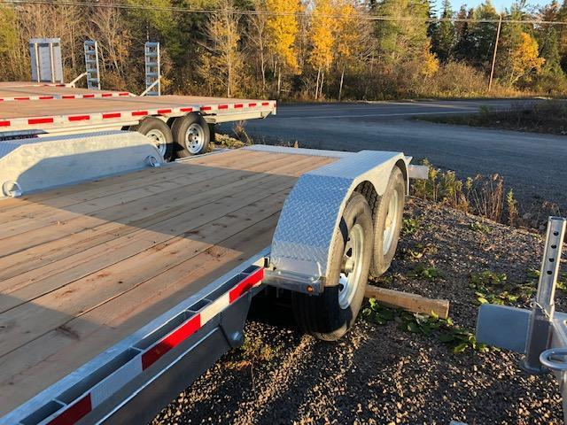 2021 K-Trail 20' Power Tilt - 14000 LB Galvanized