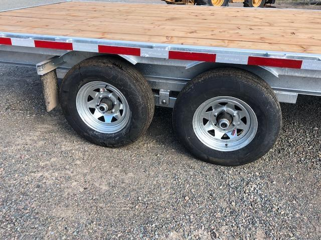 2020 K Trail Deck over 8 1/2 x 16 Flatbed Trailer 5 ton