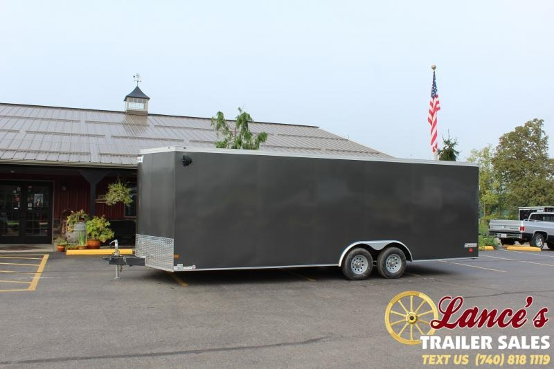 2021 Haulmark 24' Enclosed Car Hauler