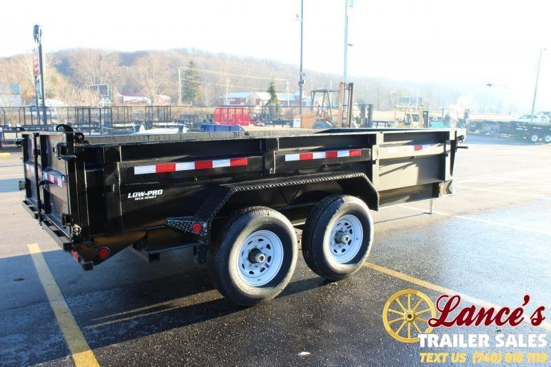 2021 PJ Trailers 14Ft. Dump Trailer