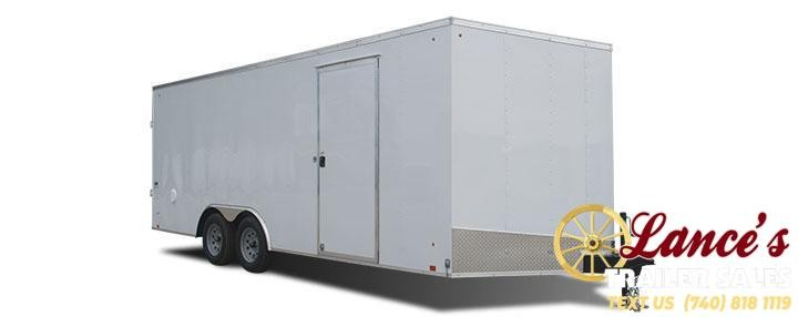 "2021 Cargo Express 8'6""x20' Enclosed Cargo Trailer"