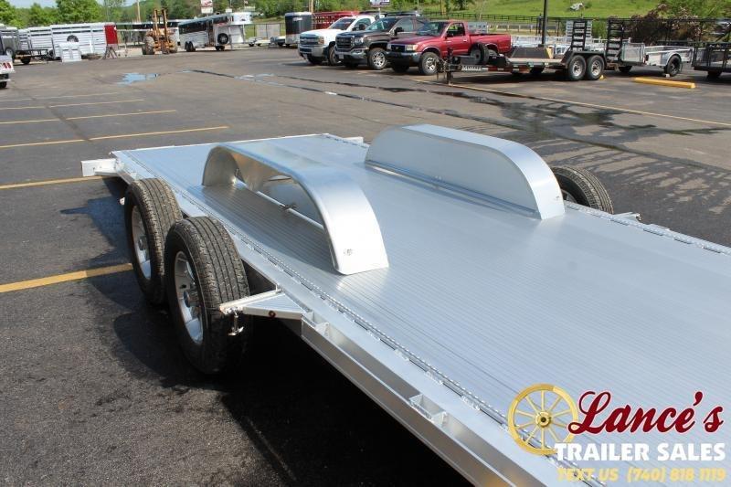 2021 Featherlite 20' Open Car Hauler