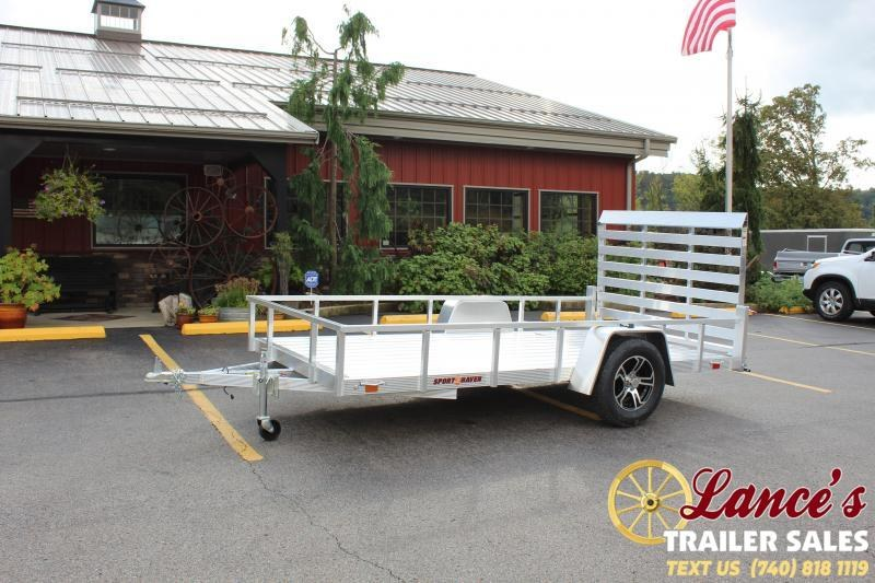 2021 Sport Haven 6'x12' Utility Trailer