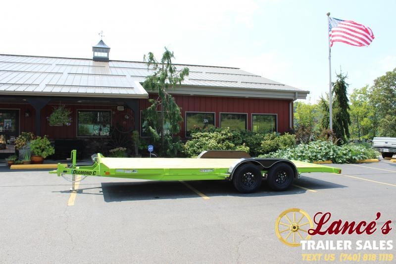 2020 Diamond C Trailers GTF235L20X83 Car / Racing Trailer