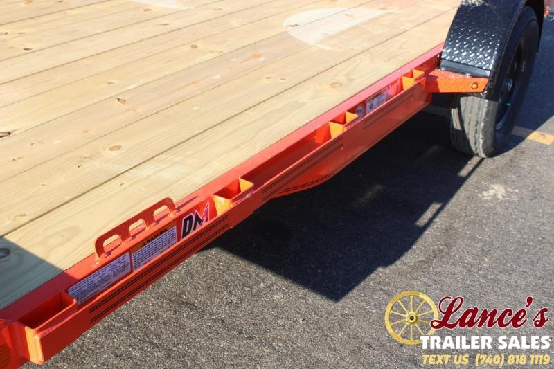 2021 Diamond C 14' Utility Trailer