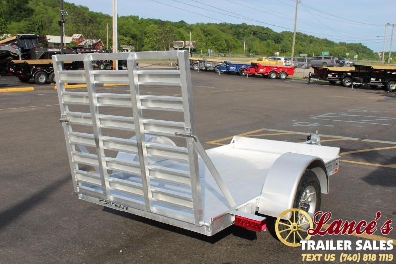"2020 Featherlite 4'6""x8' Utility Trailer"