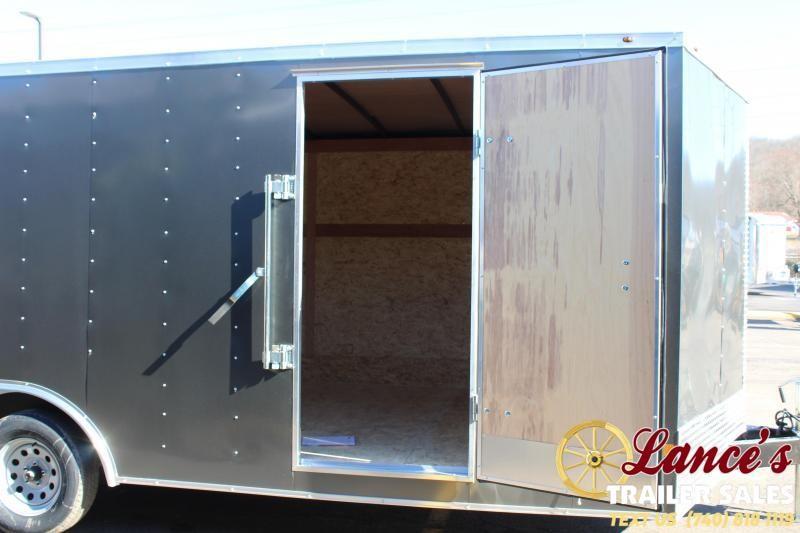 2021 Haulmark 20' Enclosed Cargo Trailer