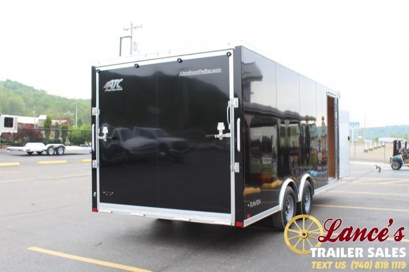 2021 ATC 20' Enclosed Car Hauler