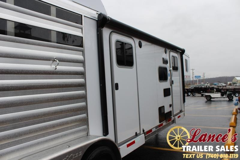 *DEMO* 2020 Exiss Trailers 2 Horse Slant Load Trailer