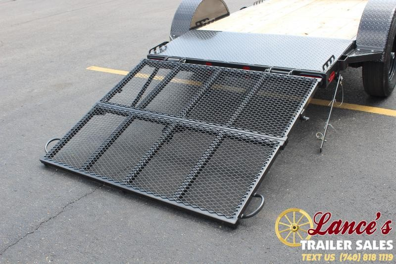 2020 Diamond C 5'x8' Utility Trailer