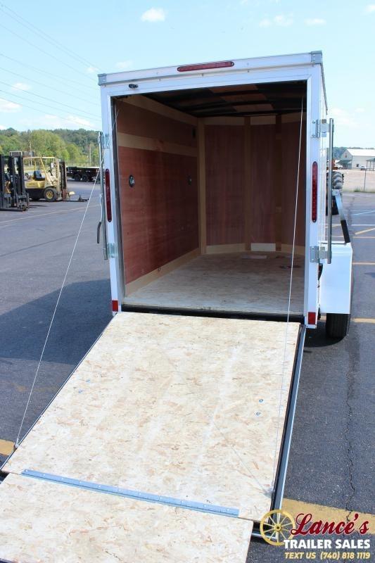 2021 Wells Cargo 5'x8' Enclosed Cargo Trailer