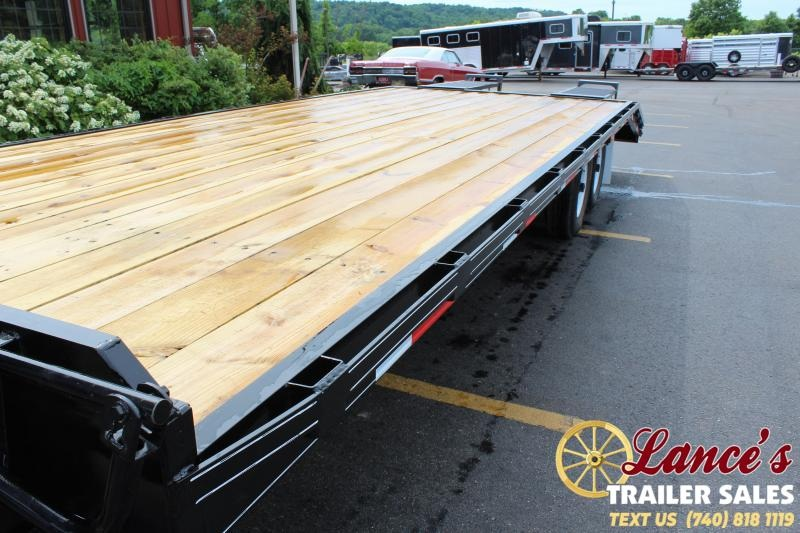 2020 Golden 25' (20+5) Equipment Trailer