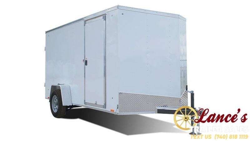 2021 Haulmark 10' Enclosed Cargo Trailer