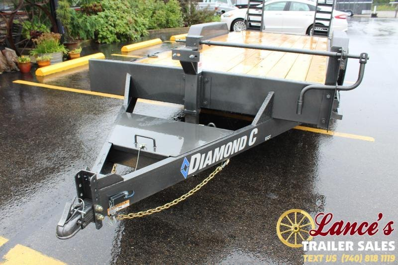2020 Diamond C 20' Equipment Trailer