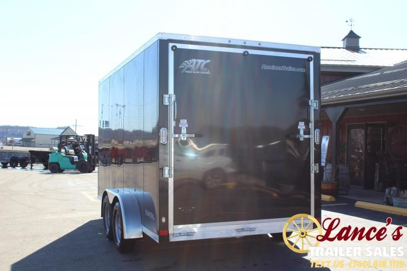 2021 ATC 14' Enclosed Cargo Trailer